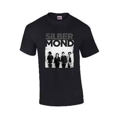 Silbermond Tourshirt 2017 Unisex T-Shirt T-Shirt Schwarz