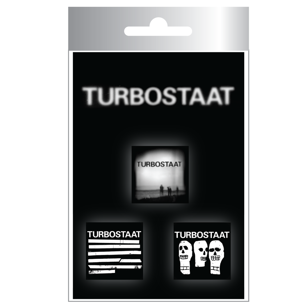 Turbostaat Abalonia Buttons Buttons