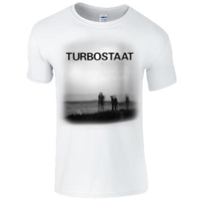 Turbostaat Abalonia (unisex) Shirt BIO weiß