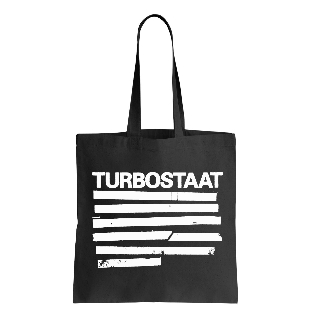 Turbostaat Balken Beutel Bag black