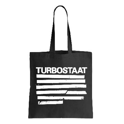 Turbostaat Balken Beutel Bag black