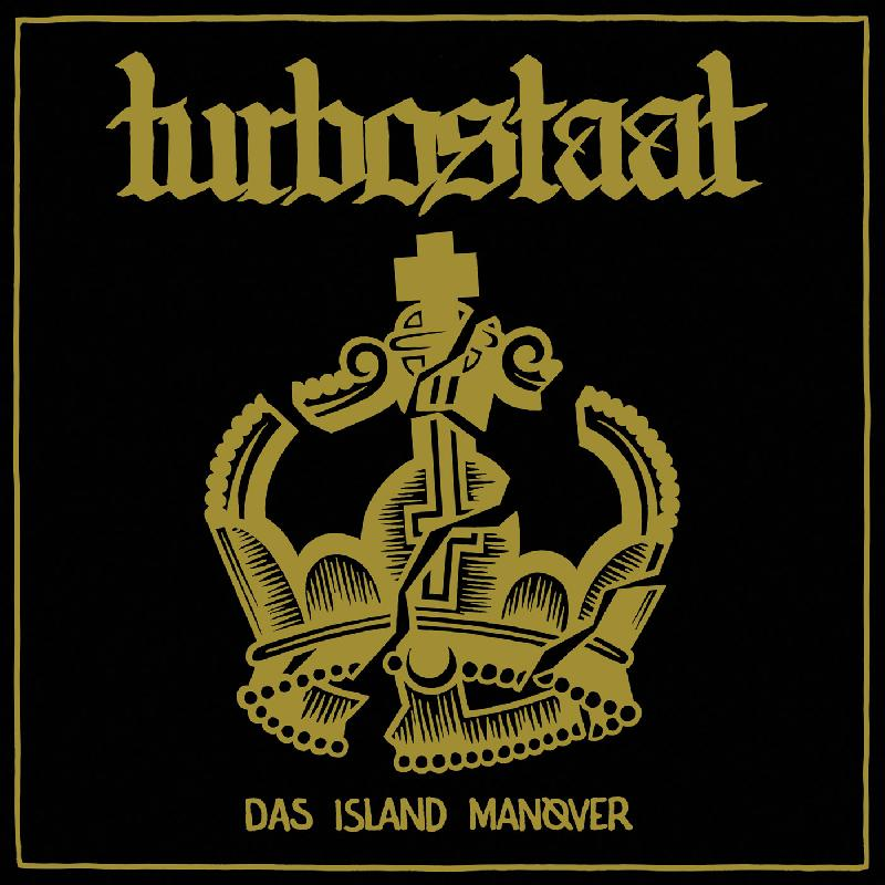 Turbostaat Das Island Manöver LP