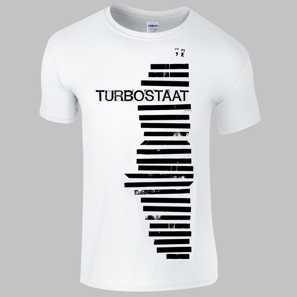 Turbostaat BIO-Haubentaucher (Herren) T-Shirt weiß