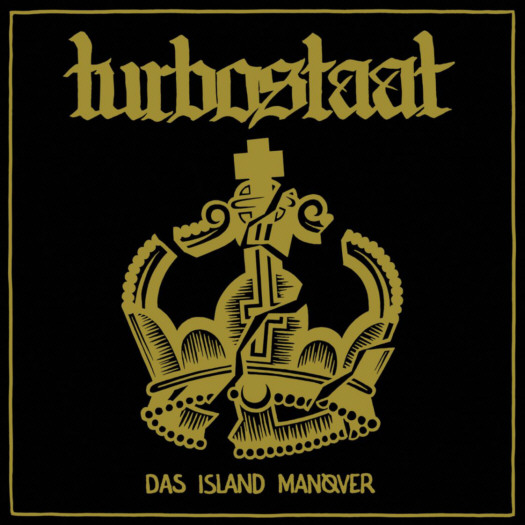 Turbostaat Island Manöver CD