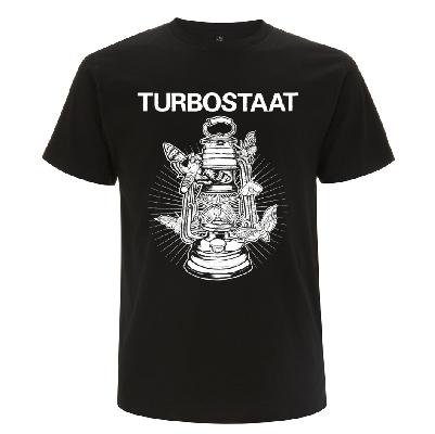 Turbostaat Nachtlicht schwarz T-Shirt schwarz