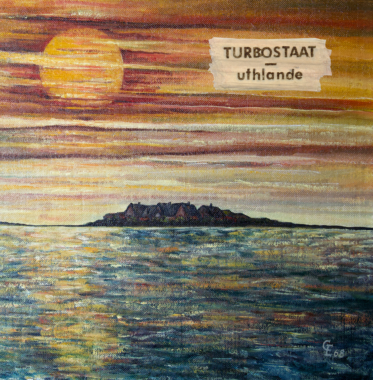 Turbostaat Uthlande LP